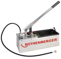 Опрессовочный насос Rothenberger RP 50-S INOX